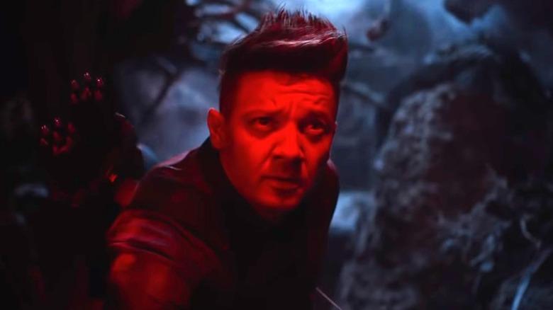 Hawkeye Ronin Avengers Endgame