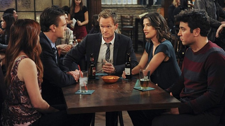Small details only true fans noticed in How I Met Your Mother