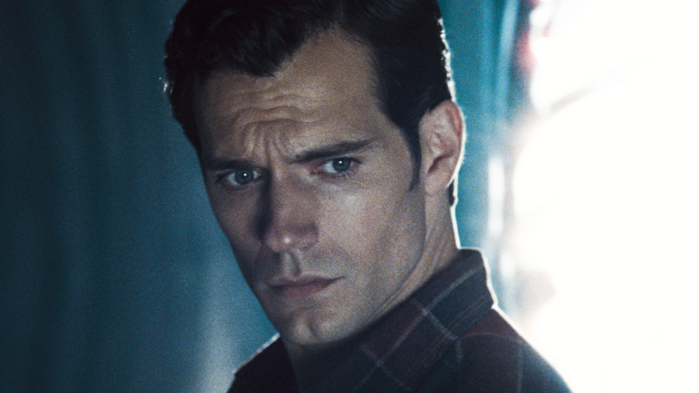 Henry Cavill in Zack Snyder's Justice League