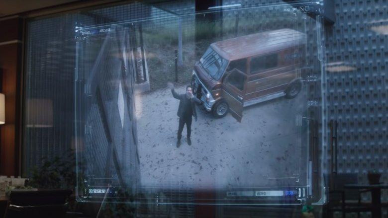 Paul Rudd as Scott Lang in Avengers: Endgame