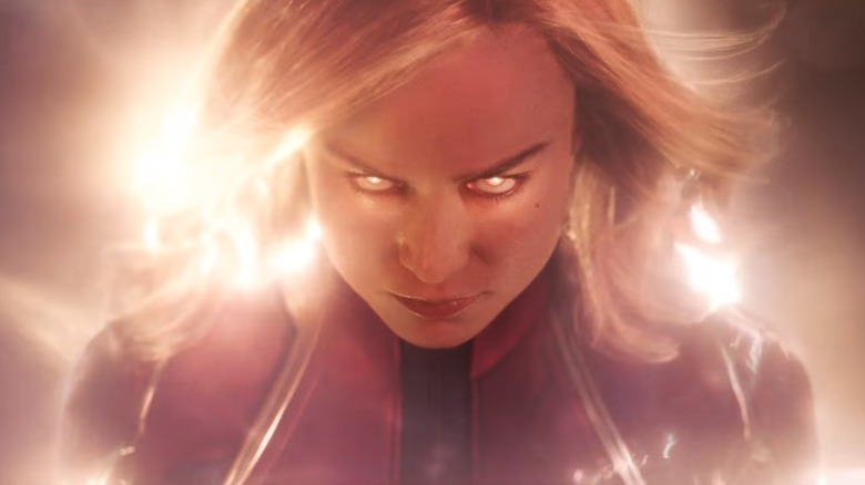 Brie Larson as Carol Danvers/Captain Marvel
