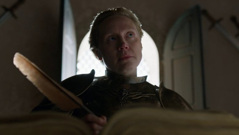 Brienne's new role
