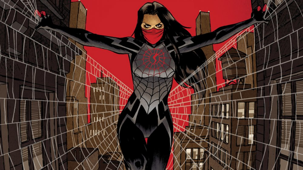 Cover of Silk #1 (2015)
