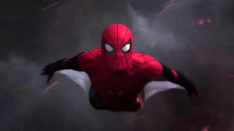 Still from Spider-Man: Far From Home