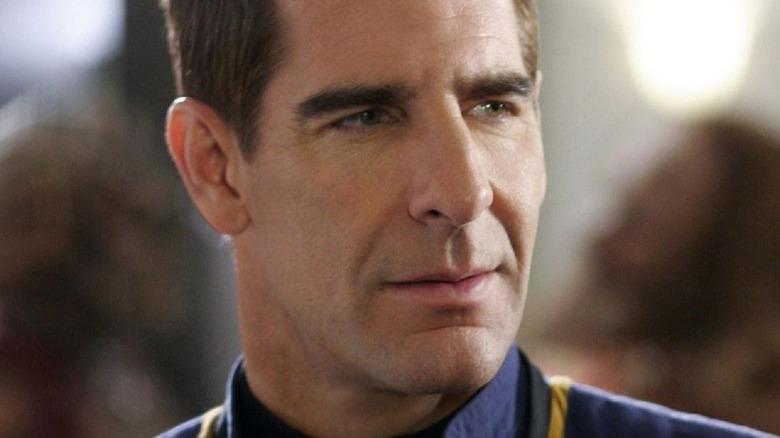 Archer commanding Enterprise
