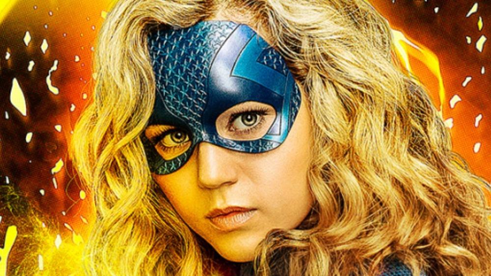 Brec Bassinger as Stargirl in promotional art