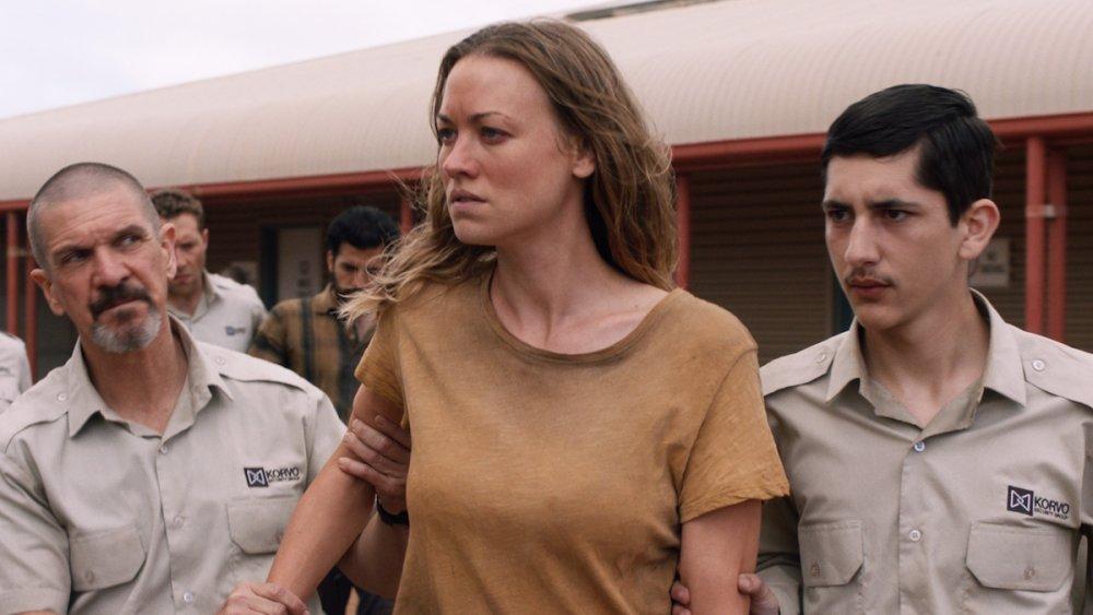 Yvonne Strahovski as Sofie on Stateless
