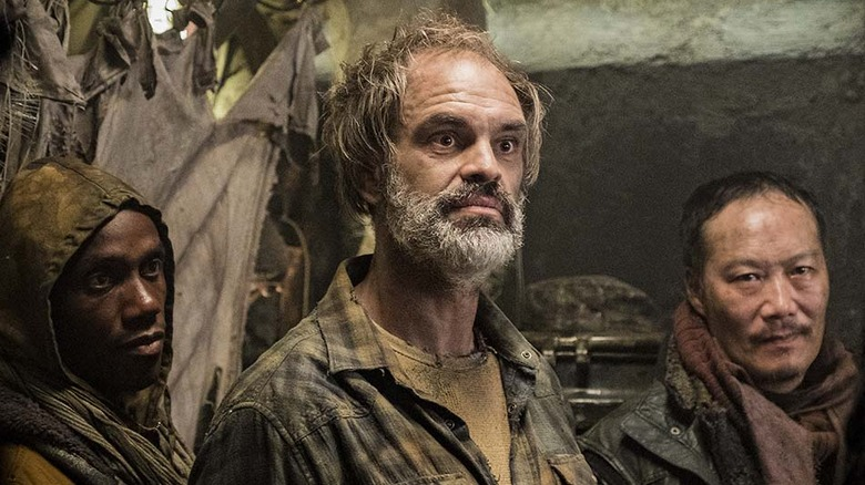 Steven Ogg talks his Snowpiercer character - Exclusive