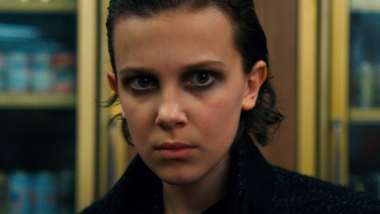 Punk Eleven from Stranger Things