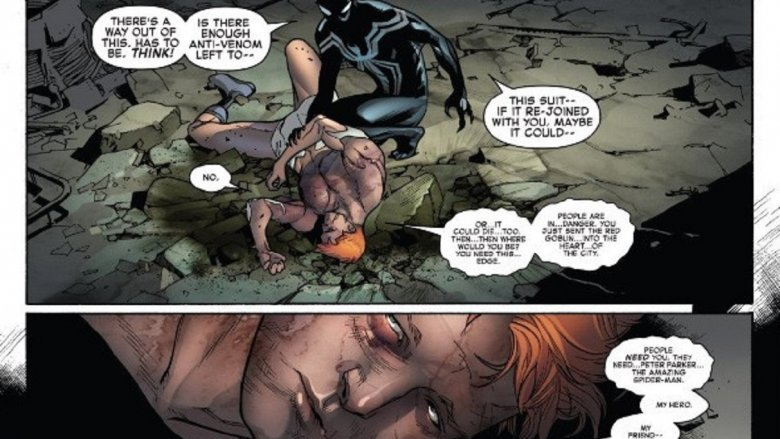 The death of Flash Thompson