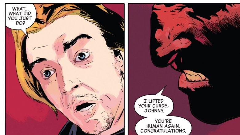 Doctor Strange: Damnation #3, Marvel Comics 2018