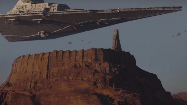 Surprising ways Rogue One sets up Star Wars