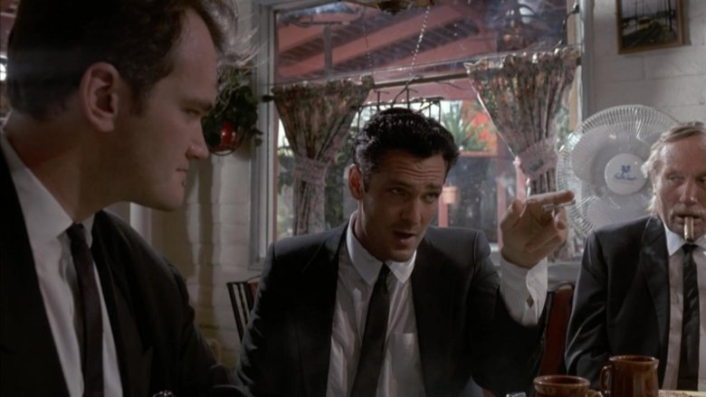 Scene from Reservoir Dogs