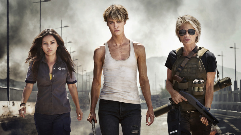 Terminator: Dark Fate promo image