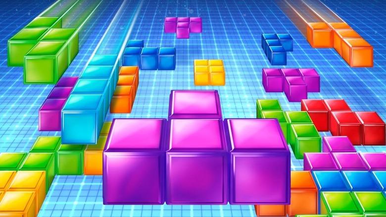 Tetris promo art