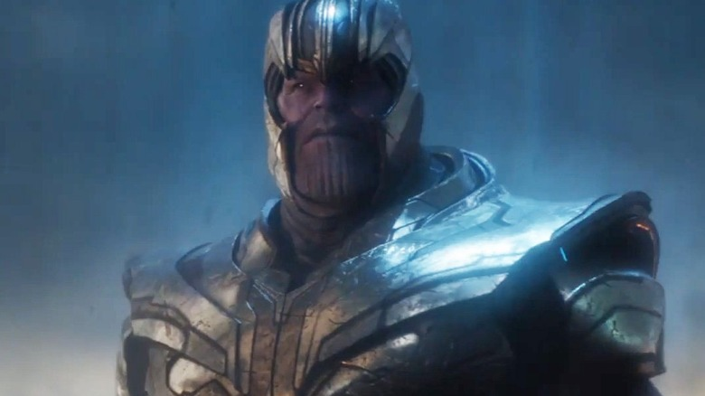 Who is the actor of thanos