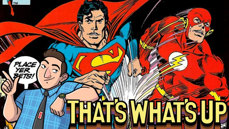 Who S Really Faster The Flash Or Superman