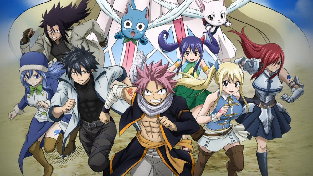 The 5 Best And 5 Worst Characters In Fairy Tail