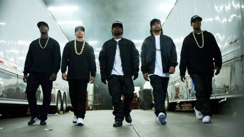 still from Straight Outta Compton