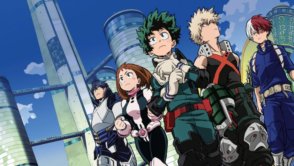 The 5 Best And 5 Worst My Hero Academia Characters