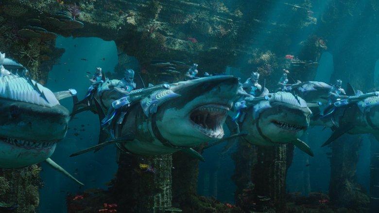 Scene from Aquaman