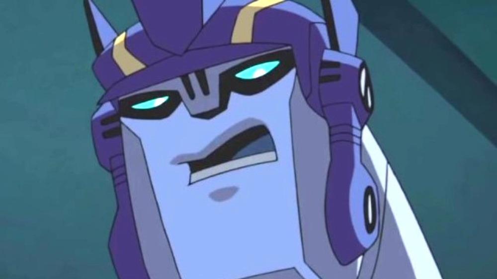 Optimus Prime talks