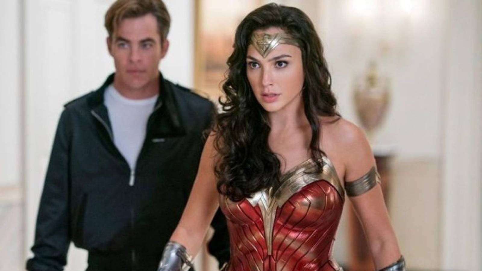 The actor Gal Gadot can't picture making Wonder Woman 3 without
