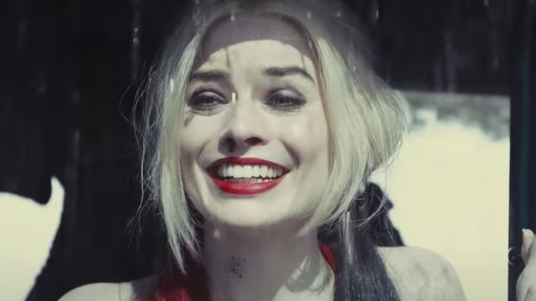 Harley Quinn in The Suicide Squad trailer