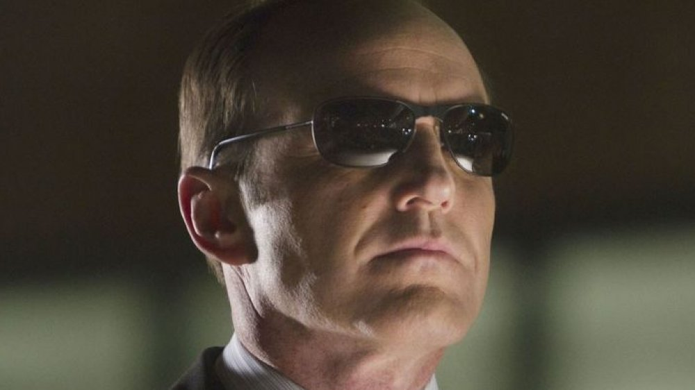 Clark Gregg as Agent Coulson in The Avengers