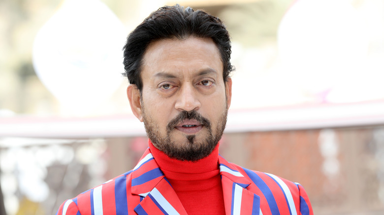 Actor Irrfan Khan