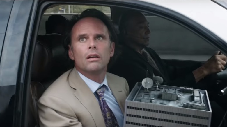 Walton Goggins as Sonny Burch in Ant-Man and the Wasp