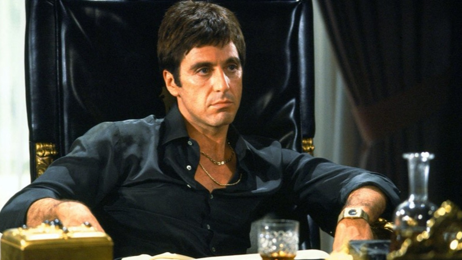 The Antonio Detail You Missed In Scarface