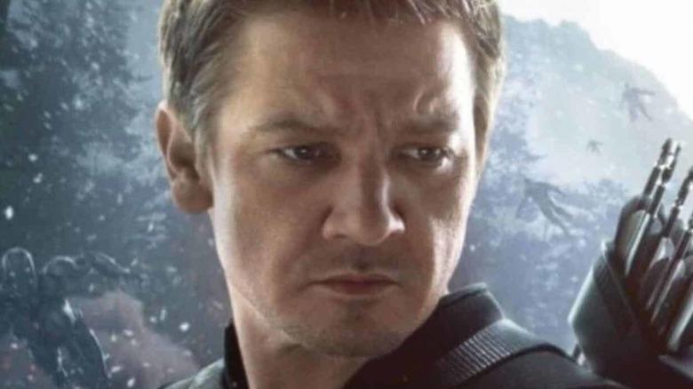 Hawkeye looking glum