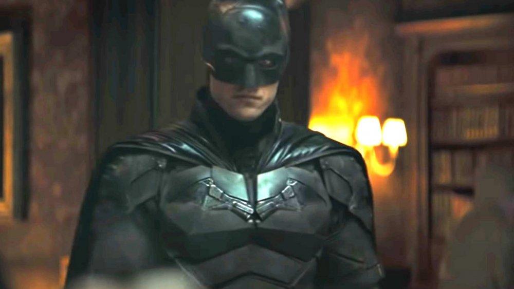 Robert Pattinson stars as Batman in Matt Reeves' upcoming The Batman