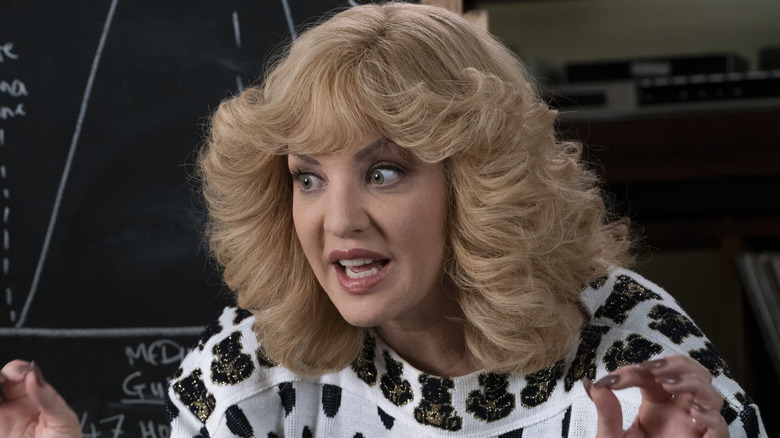 Wendi McLendon-Covey as Beverly in The Goldbergs