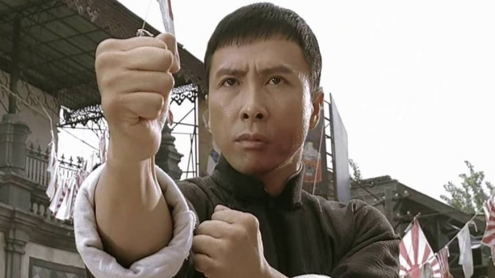 Scene from Ip Man