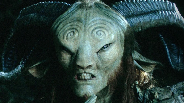 Faun from Pan's Labyrinth