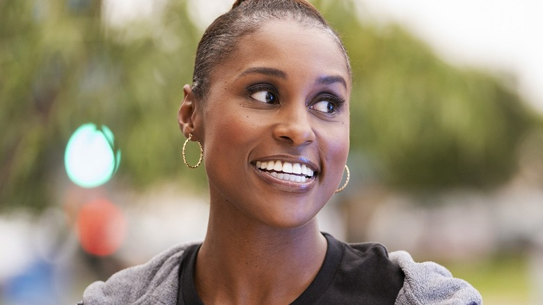Issa Rae as Issa Dee on Insecure