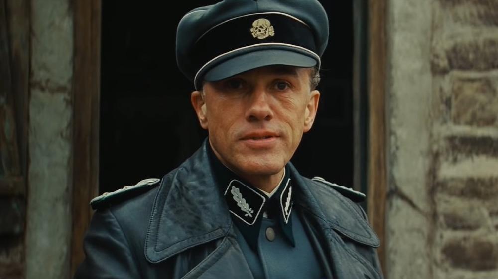 Hans Landa in Inglourious Basterds