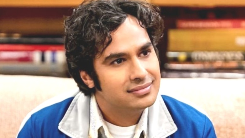 The Big Bang Theory Raj
