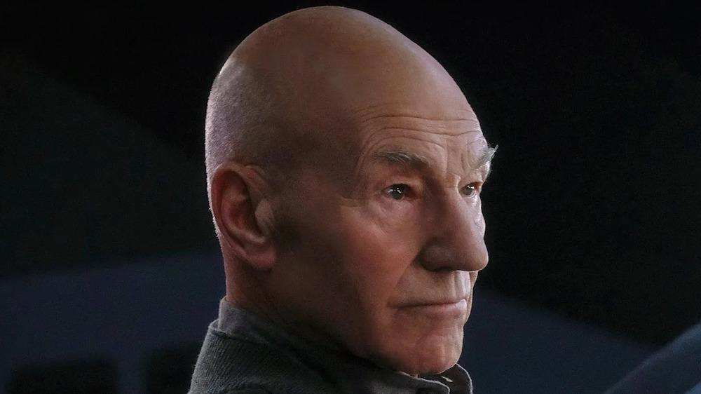 Patrick Stewart on Star Trek: Picard