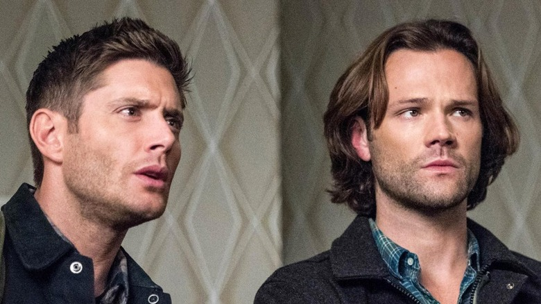 Sam and Dean Winchester from Supernatural