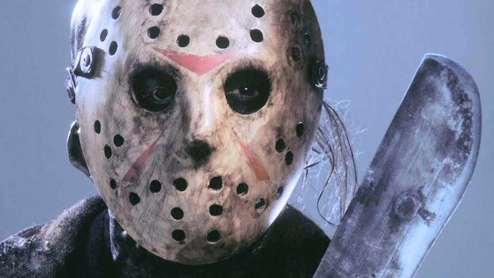 Ken Kirzinger as Jason Voorhees in Friday the 13th