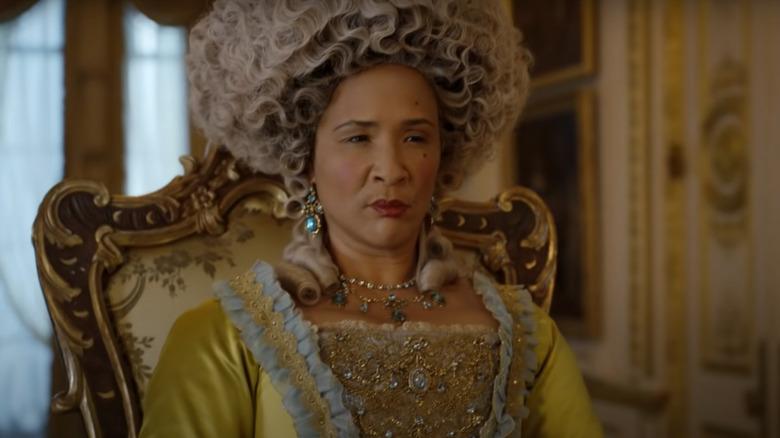 Bridgerton Queen Charlotte