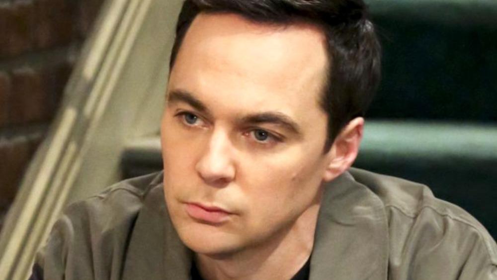 Sheldon look sad