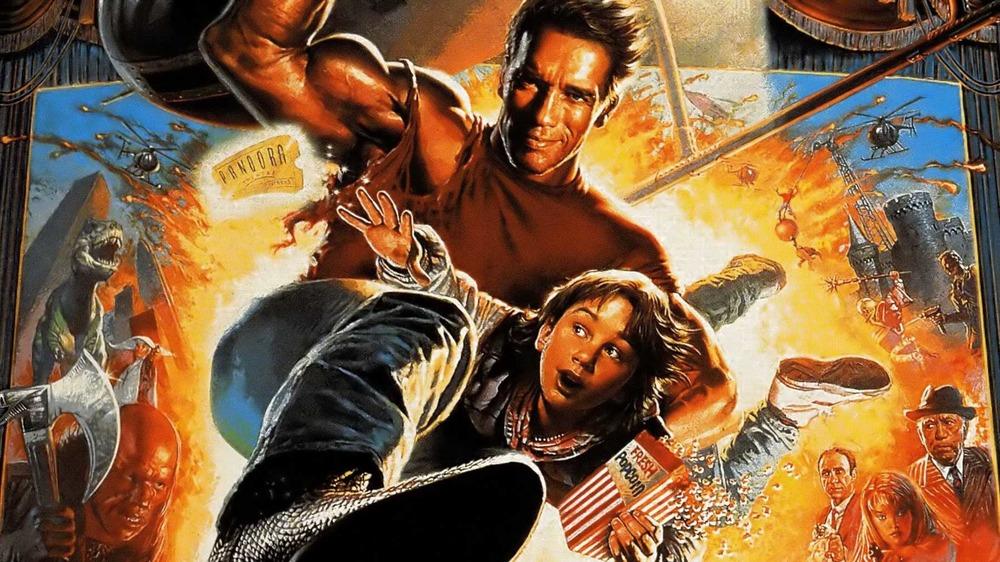 Last Action Hero poster