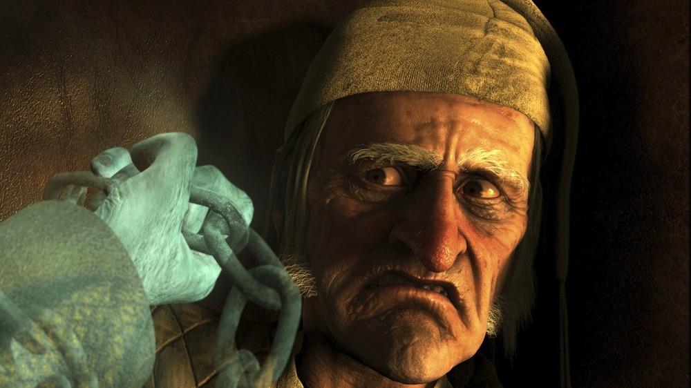 CGI Scrooge Christmas Carol