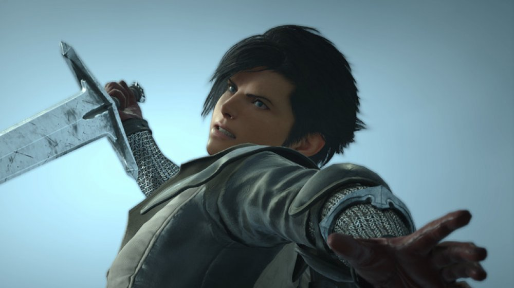 One of the protagonists of Final Fantasy 16