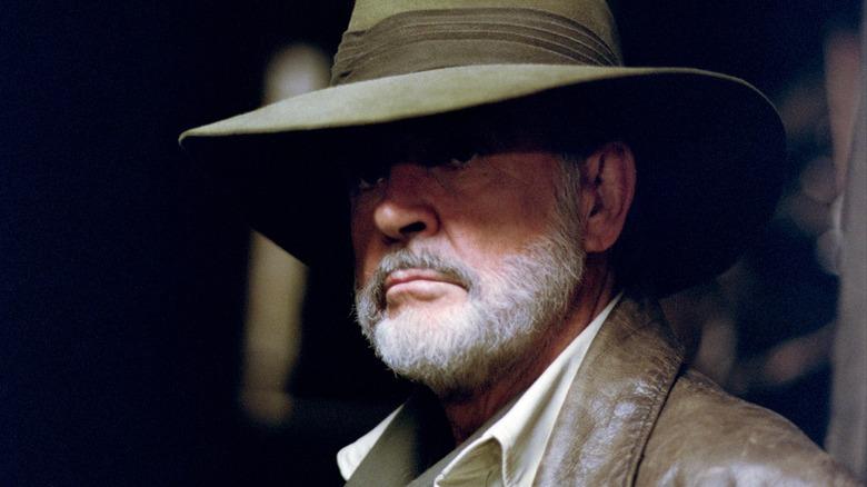 Sean Connery as Allan Quatermain in The League of Extraordinary Gentlemen