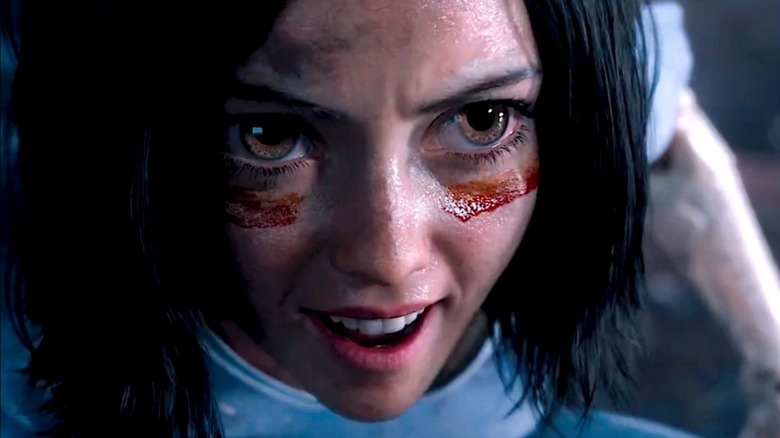 Alita in Alita: Battle Angel